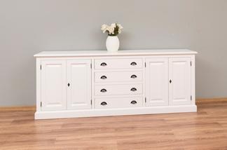 Sideboard weiß Landhaus