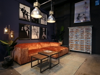 Loungesofa Loft Style