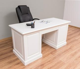 weißer Schreibtisch Landhausstil